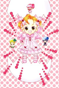 Rating: Safe Score: 3 Tags: bloomers dress hinamori_ami miki ran screening shugo_chara suu User: charunetra