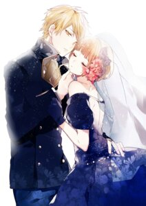 Rating: Safe Score: 15 Tags: dance_with_devils dress kaginuki_rem prin_dog tachibana_ritsuka User: charunetra