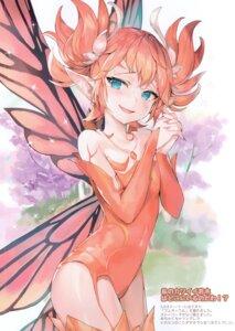 Rating: Safe Score: 45 Tags: final_fantasy final_fantasy_xiv leotard momoko_(momopoco) pointy_ears sashimi_necoya wings User: kiyoe