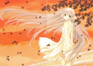 Rating: Safe Score: 5 Tags: chii chobits clamp crease User: Share