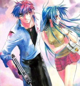 Rating: Safe Score: 10 Tags: chidori_kaname full_metal_panic sagara_sousuke shikidouji User: Radioactive