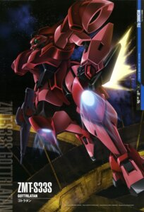 Rating: Questionable Score: 6 Tags: gundam victory_gundam yamane_masahiro_(animator) User: drop