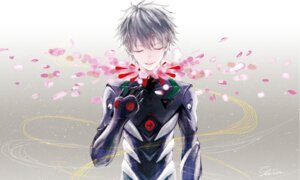 Rating: Safe Score: 8 Tags: bodysuit male nagisa_kaworu neon_genesis_evangelion yüm User: charunetra