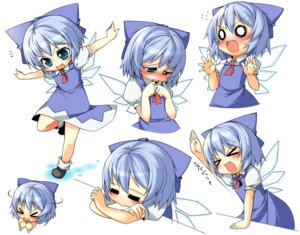 Rating: Safe Score: 11 Tags: beihan cirno touhou User: Radioactive