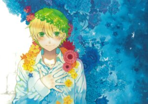 Rating: Safe Score: 8 Tags: male mochizuki_jun oz_vessalius pandora_hearts User: 逍遥游