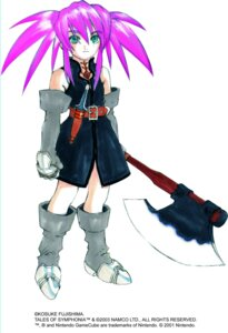 Rating: Safe Score: 1 Tags: fujishima_kousuke presea_combatir tales_of tales_of_symphonia User: Radioactive