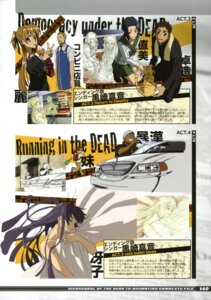 Rating: Safe Score: 14 Tags: busujima_saeko highschool_of_the_dead miyamoto_rei neko seifuku User: donicila