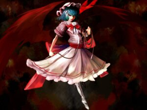 Rating: Safe Score: 5 Tags: miatsushi remilia_scarlet touhou User: Radioactive