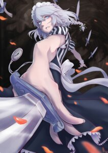 Rating: Safe Score: 25 Tags: doitsu_no_kagaku izayoi_sakuya maid touhou weapon User: Mr_GT