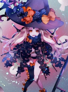Rating: Questionable Score: 17 Tags: abigail_williams_(fate/grand_order) fate/grand_order pantsu tagme thighhighs topless witch User: BattlequeenYume