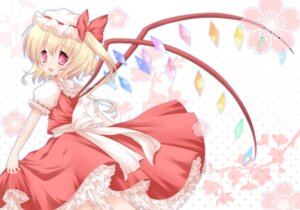Rating: Safe Score: 13 Tags: flandre_scarlet nostalgic_barbie okazaki_anko touhou User: Nocturnal
