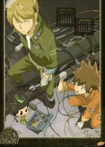 Rating: Safe Score: 1 Tags: katekyo_hitman_reborn! male reborn sawada_tsunayoshi spanner User: Radioactive