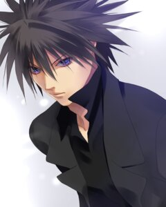Rating: Safe Score: 20 Tags: get_backers male mido_ban papillon10 User: Radioactive