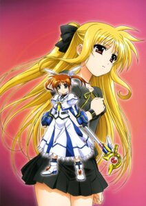 Rating: Safe Score: 18 Tags: fate_testarossa mahou_shoujo_lyrical_nanoha mahou_shoujo_lyrical_nanoha_the_movie_1st takamachi_nanoha User: Radioactive