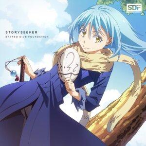 Rating: Safe Score: 17 Tags: disc_cover rimuru tagme tensei_shitara_slime_datta_ken User: saemonnokami