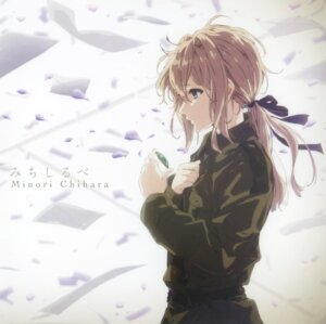 Rating: Safe Score: 53 Tags: disc_cover violet_evergarden violet_evergarden_(character) User: xiaowufeixia