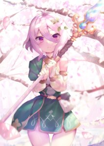 Rating: Safe Score: 29 Tags: dress kokkoro princess_connect princess_connect!_re:dive takuan_(mo55ilst) weapon User: BattlequeenYume