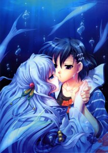 Rating: Safe Score: 16 Tags: aoi_shiro hal nami_(aoi_shiro) osanai_shouko success yuri User: blooregardo