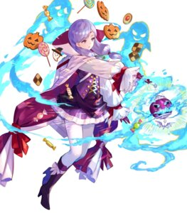 Rating: Questionable Score: 8 Tags: elaice fire_emblem fire_emblem:_souen_no_kiseki fire_emblem_heroes fuzichoko halloween heels nintendo pantyhose User: fly24