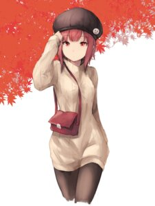 Rating: Safe Score: 32 Tags: kantai_collection koretsuki_aduma pantyhose sweater z3_max_schultz_(kancolle) User: Mr_GT