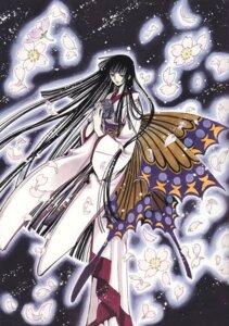Rating: Safe Score: 5 Tags: clamp ichihara_yuuko kimono tsubasa_reservoir_chronicle wings xxxholic User: LulukoVladmont