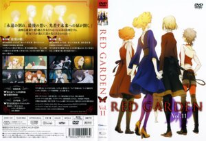 Rating: Safe Score: 3 Tags: claire_forrest disc_cover dress ishii_kumi kate_ashley pantyhose rachel_benning red_garden rose_sheedy User: Radioactive