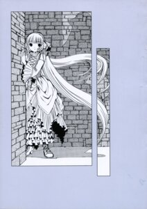 Rating: Safe Score: 10 Tags: chii chobits clamp monochrome User: Share