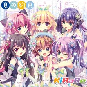 Rating: Safe Score: 51 Tags: digital_version disc_cover hasegawa_mii hiiragi_kae honjou_kasumi ikishima_mizuha izumi_tsubasu re:stage!_project shikimiya_mana tsukisaka_sayu User: blooregardo