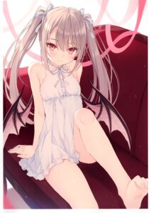Rating: Questionable Score: 87 Tags: dress rurudo rurudot summer_dress tagme wings User: Radioactive