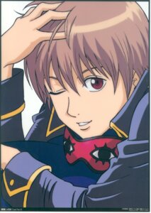 Rating: Safe Score: 4 Tags: gintama male okita_sougo screening User: Davison