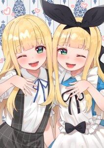 Rating: Safe Score: 15 Tags: dress maid mononobe_alice nijisanji overalls seifuku tonari_no_kai_keruberosu User: charunetra