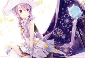 Rating: Safe Score: 82 Tags: anmi houkago_no_pleiades nanako_(houkago_no_pleiades) pleiadian screening User: Spidey