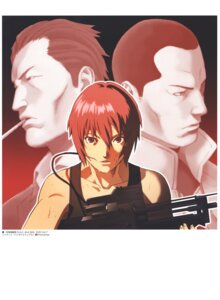 Rating: Safe Score: 3 Tags: ghost_in_the_shell gun nishio_tetsuya User: Radioactive