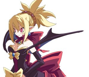 Rating: Safe Score: 19 Tags: cleavage disgaea disgaea_2 harada_takehito pointy_ears rozalin User: Radioactive