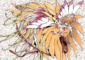 Rating: Safe Score: 11 Tags: clamp fixme kinomoto_sakura tsubasa_reservoir_chronicle User: Radioactive