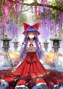 Rating: Safe Score: 30 Tags: hakurei_reimu nanairono_kaigashi touhou User: Cendrillon