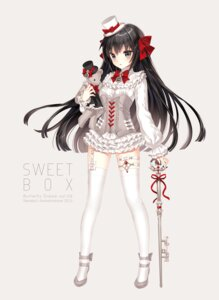 Rating: Safe Score: 111 Tags: butterfly_dream garter lolita_fashion nardack stockings thighhighs User: fairyren