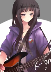 Rating: Safe Score: 16 Tags: akiyama_mio dreamlight2000 guitar k-on! User: fairyren