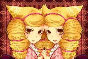 Rating: Safe Score: 11 Tags: animal_ears bonbori hoozuki japanese_clothes kimono otome_youkai_zakuro utaoka_(23com) User: charunetra