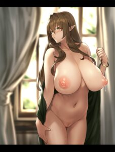 Rating: Explicit Score: 51 Tags: elf houtengeki megane naked_cape nipples pointy_ears pussy pussy_juice uncensored User: hiroimo2