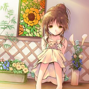 Rating: Safe Score: 22 Tags: neko so-jiro takamori_aiko the_idolm@ster the_idolm@ster_cinderella_girls User: 23yAyuMe