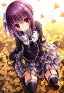 Rating: Safe Score: 89 Tags: minato_tomoka ro-kyu-bu! seifuku stockings thighhighs tinkle User: RICO740