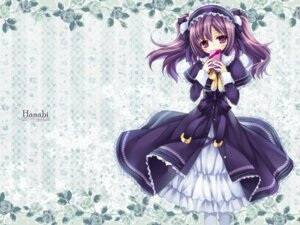Rating: Safe Score: 35 Tags: capura.l gothic_lolita i.s.w lolita_fashion wallpaper User: noirblack