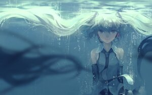 Rating: Safe Score: 28 Tags: hanyijie hatsune_miku headphones vocaloid User: Zenex