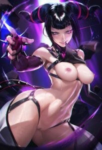 Rating: Explicit Score: 111 Tags: bottomless breasts han_juri nipples no_bra pussy sakimichan signed stockings street_fighter street_fighter_iv thighhighs uncensored User: charunetra
