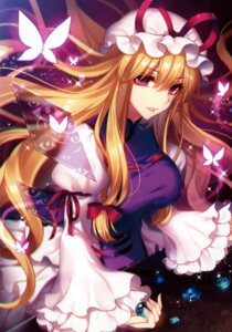 Rating: Safe Score: 49 Tags: dress masaru touhou yakumo_yukari User: SweetLemonade