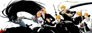 Rating: Safe Score: 24 Tags: bleach japanese_clothes kubo_tite kurosaki_ichigo male sword weapon User: DNS173