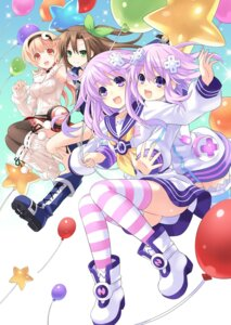 Rating: Safe Score: 33 Tags: choujigen_game_neptune compa heels if_(choujigen_game_neptune) nepgear neptune sweater thighhighs tsunako User: Nepcoheart