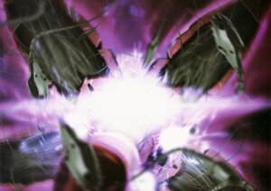 Rating: Safe Score: 3 Tags: gundam gundam_f91 mecha tentacles User: drop