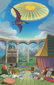 Rating: Safe Score: 4 Tags: landscape sen_to_chihiro_no_kamikakushi studio_ghibli User: Radioactive